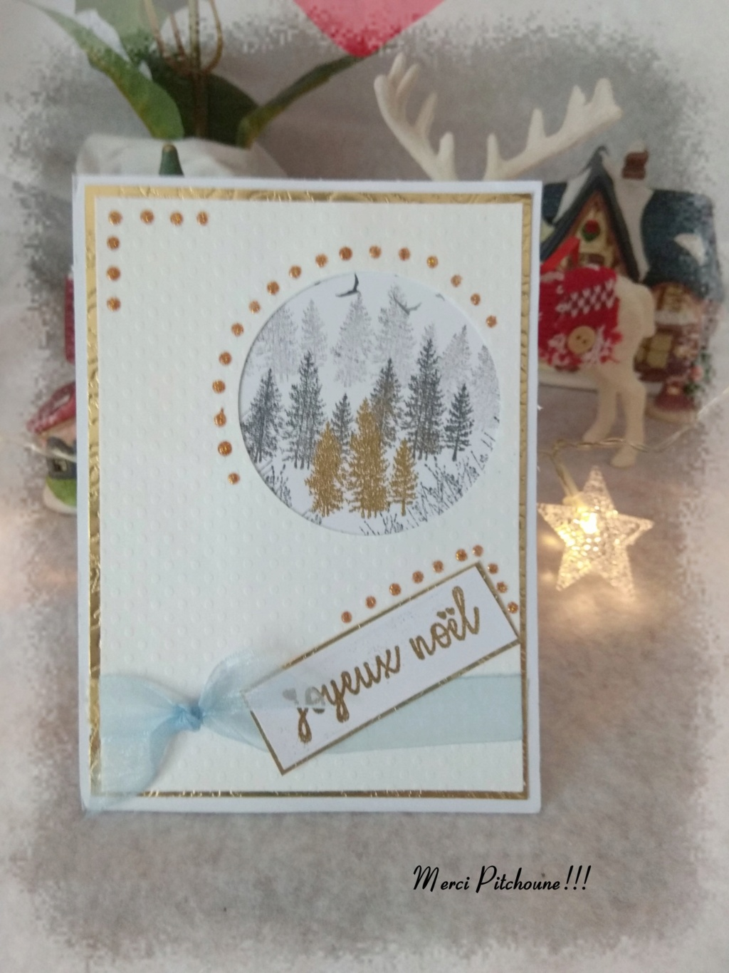 Noël 2018, cartes reçues hors ronde  - Page 3 Img_2080