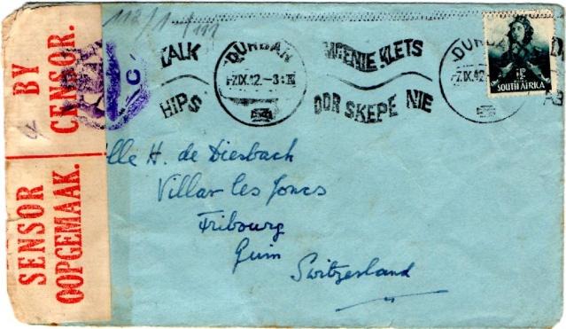 Une lettre ouverte par la censure 1942_210