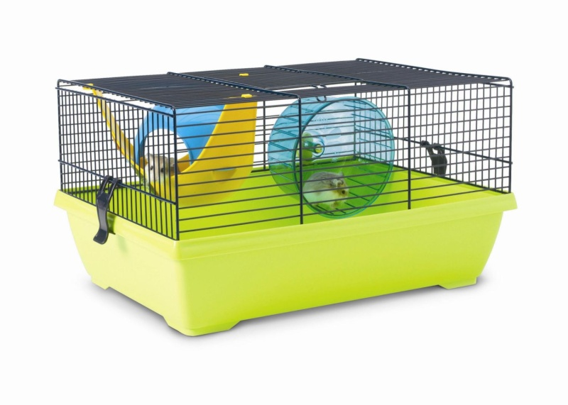 Cages lapin et hamster à donner 44741-10