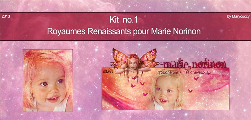 L'imaginaire de Marycoccy Kit-rr21