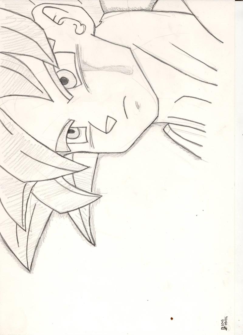 Dessins en vrac. - Page 2 Gokuss10