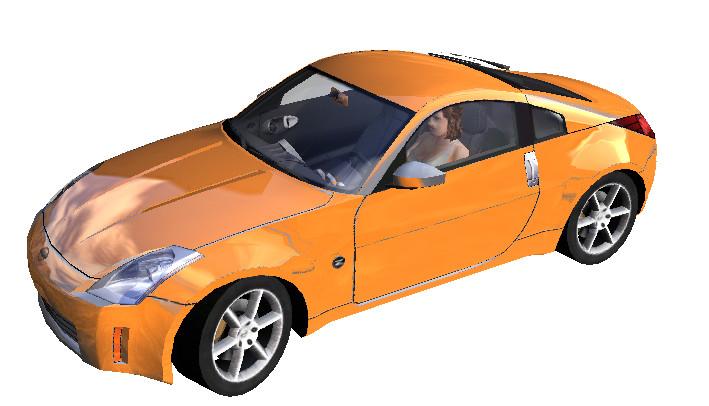 mes voitures préférées 350_z_11
