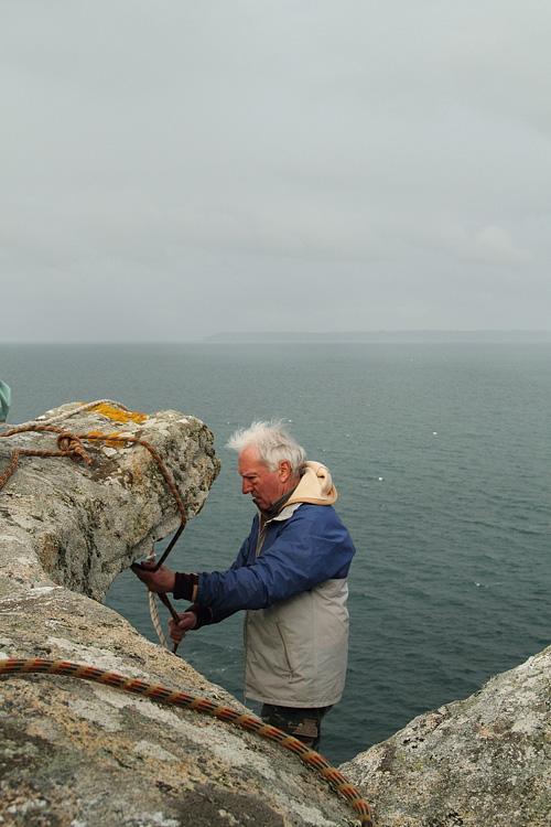 Suivi 2011 du Crave à bec rouge (Pyrrhocorax pyrrhocorax) en Bretagne Escala15