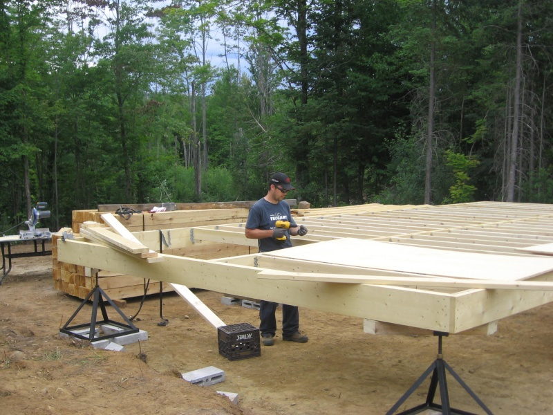 Construction de mon camp de chasse! Img_0111
