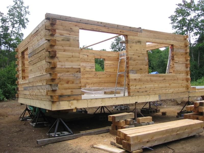 Construction de mon camp de chasse! Img_0112