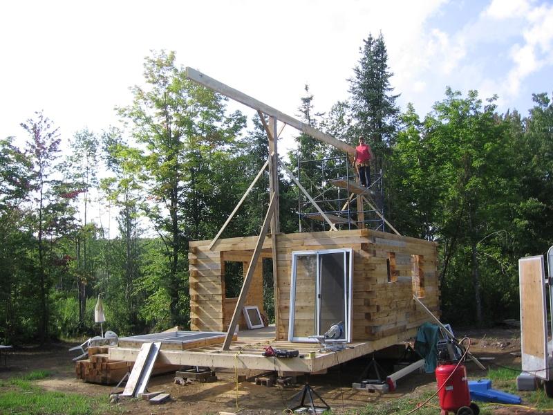 Construction de mon camp de chasse! Img_0212