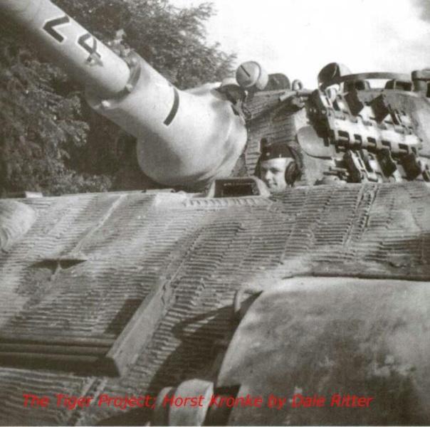 WIP King Tiger Tamiya di Elefant69 - Pagina 5 110