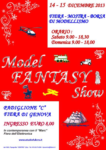 Model Fantasy Show Genova 14-15 Dic. 2013 Fiera_10