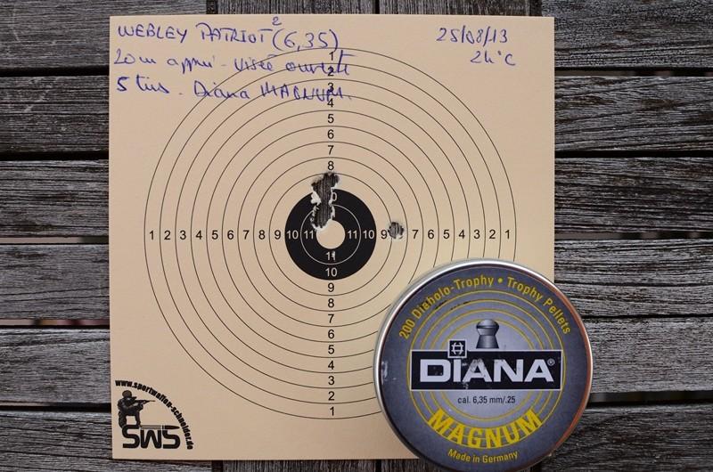 Diana 350, Webley Patriot, Hatsan 95... Dsc_9314