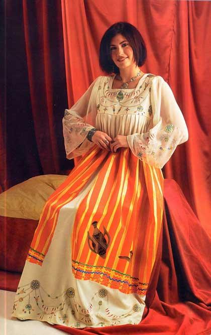 femme - La femme  Kabyle costume et amazighité Mimoun15