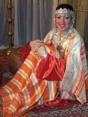 femme - La femme  Kabyle costume et amazighité Mimoun16
