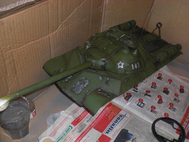 JS-3 Stalin Assemb10