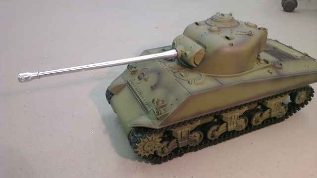17 pdr. per Sherman Firefly su base HL Firefl10