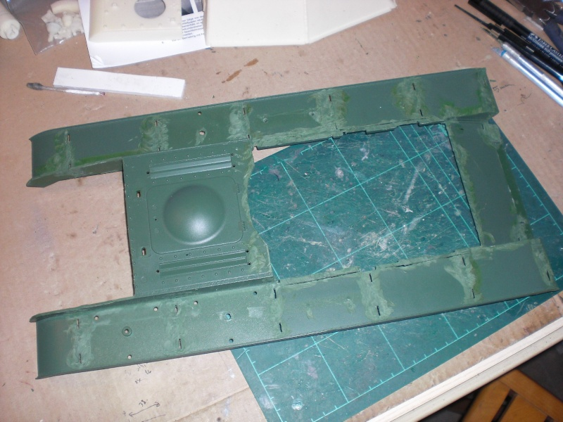 SU-152 kit build & review  [COMPLETATO] Scafo_10