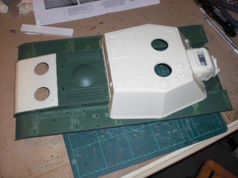 SU-152 kit build & review  [COMPLETATO] Scafo_11