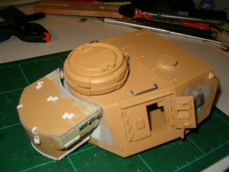 Nel giubileo... Panzer IV F1 alla bore Torre110