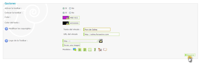 Toolbar y notificaciones : ¿Como funcionan? 410