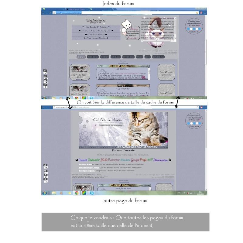 Mettre la même largeur de forum sur TOUTES les pages. Taille10
