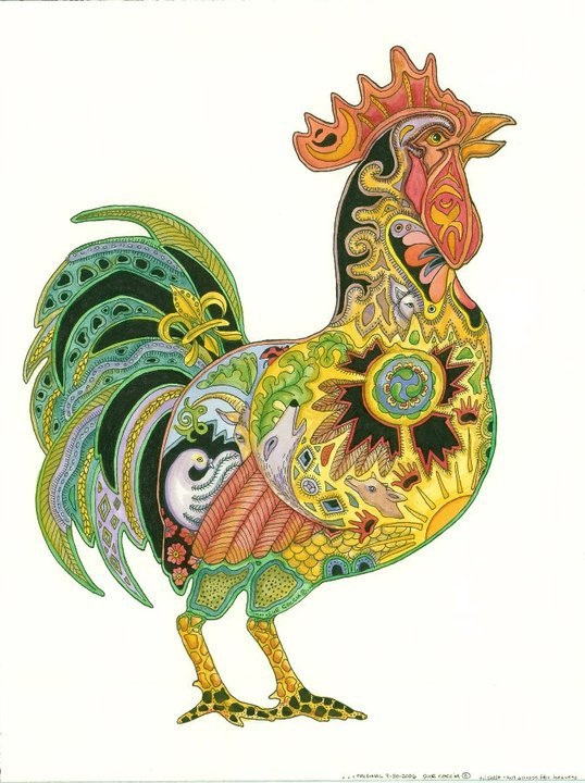 The Fable of Little Adam and the Rooster's Egg Gnosti11