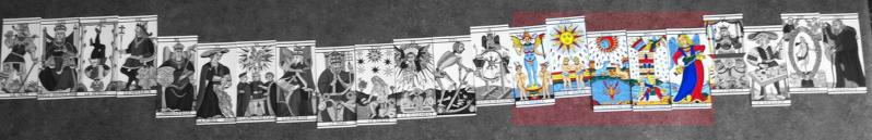 Le mystere du tarot de marseille - Page 2 Tour10