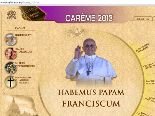 Le 266ème PAPE Vatica11