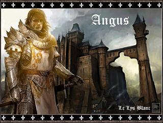 Retour à la maison Angus116