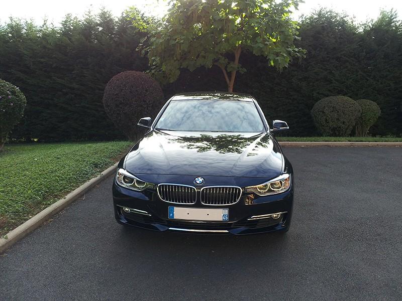 BMW 330d 258 CV Luxury - Page 17 20130811