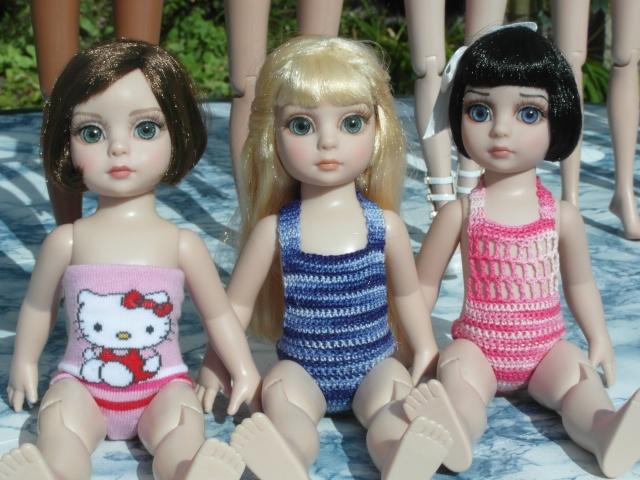 THEME DE JUILLET AOUT 2013 : ELLO et ses amies en vacances  Sam_6817