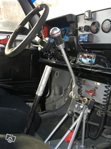 Rehausse levier de vitesse + Commande rotule unibal 26491010