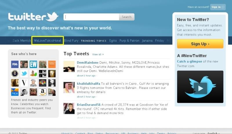 make it trending on Twitter is still going strong Wlth10