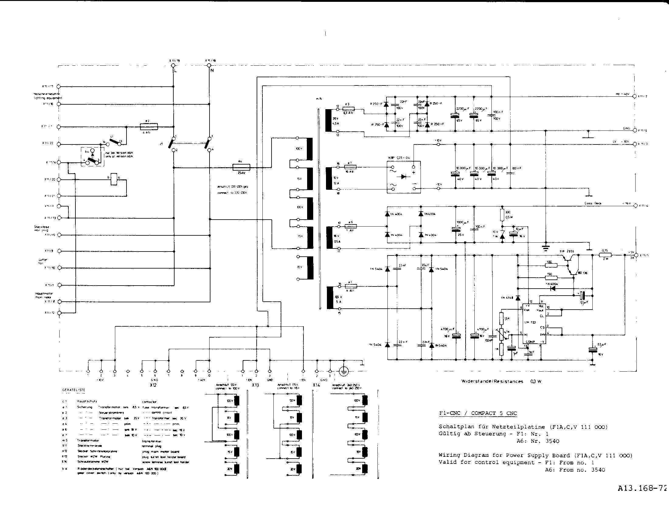 emco compact 5 cnc Cnc20510