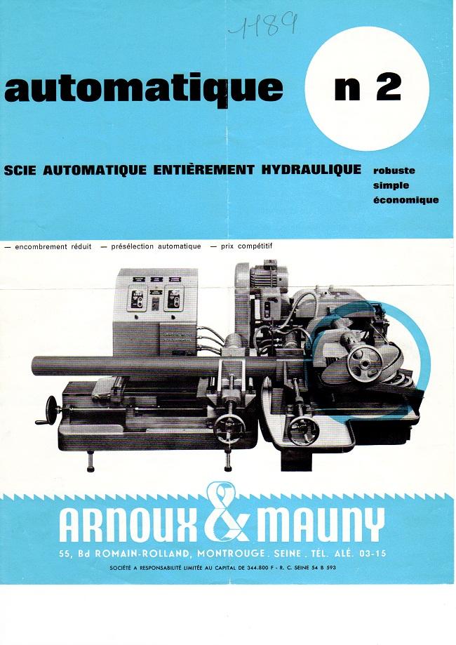 Arnoux et Mauny N° 2 P111
