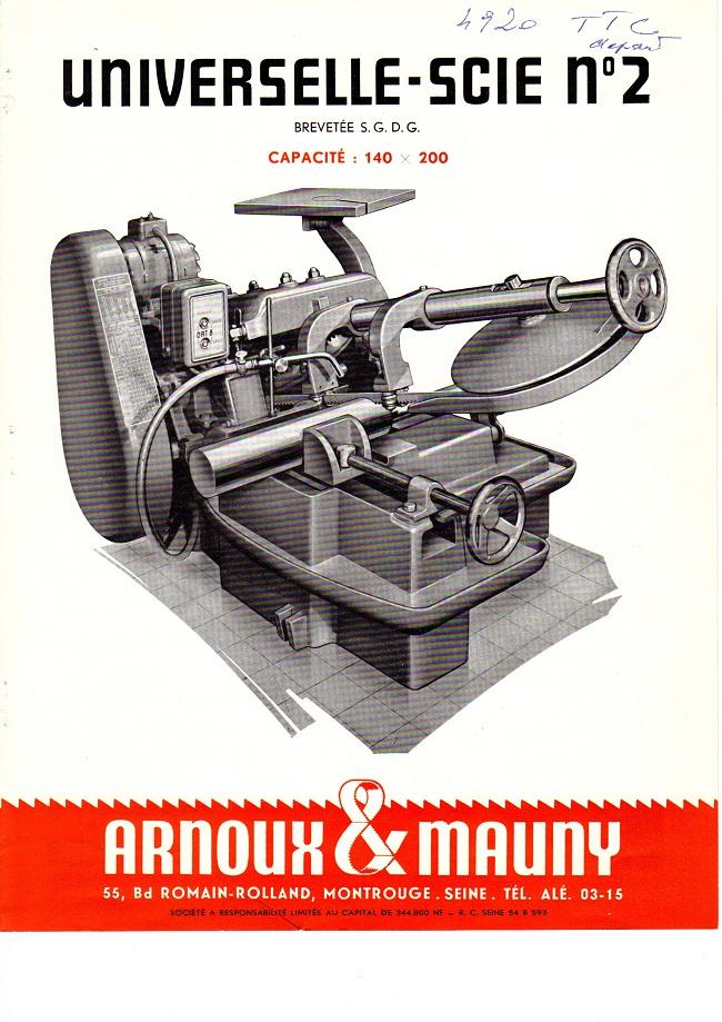 Arnoux et Mauny N° 2 P310