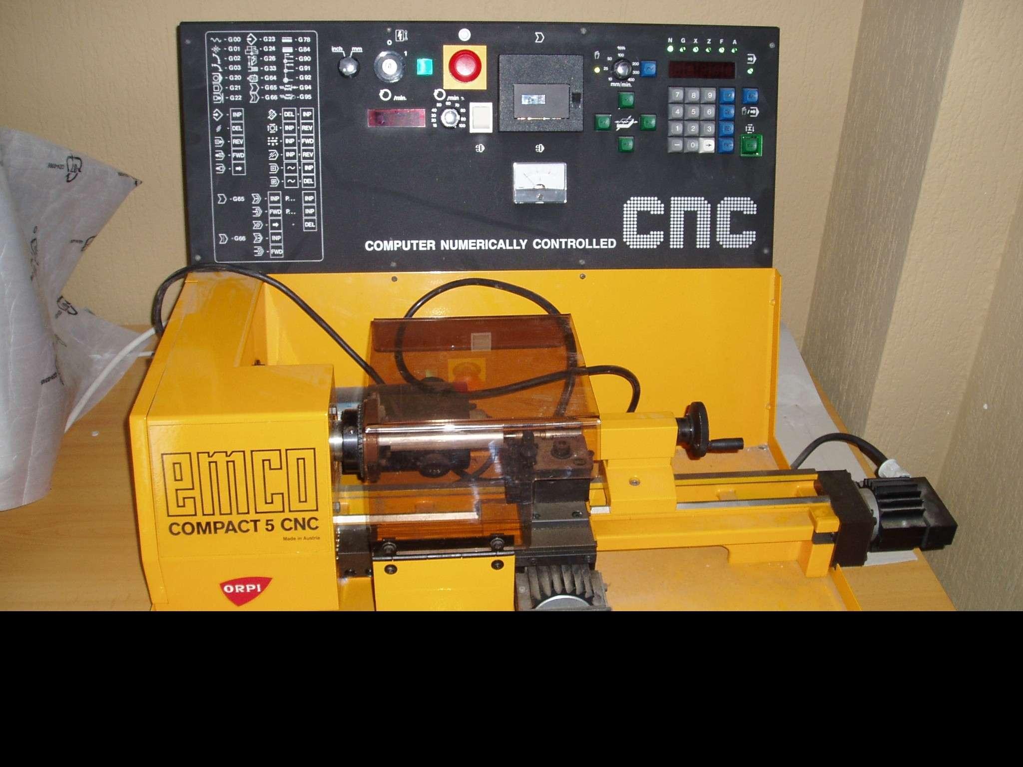 Emco compact 5 CNC  Untitl10