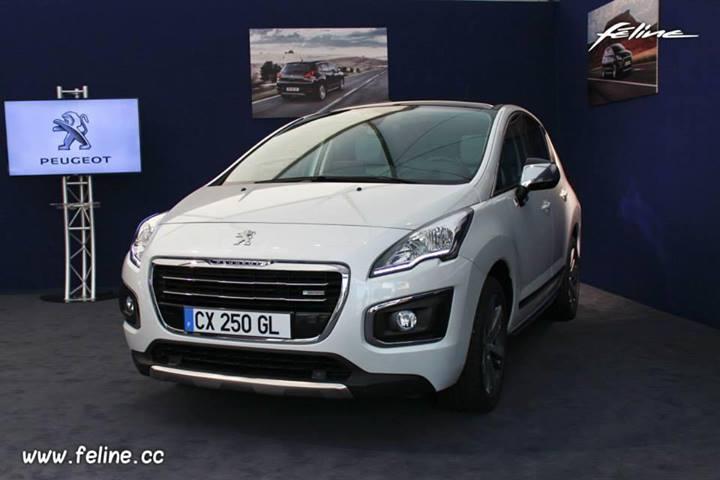[Peugeot] 3008 restylée 12397410
