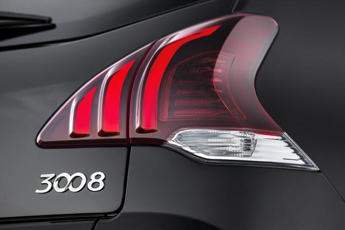 [Peugeot] 3008 restylée Detail11