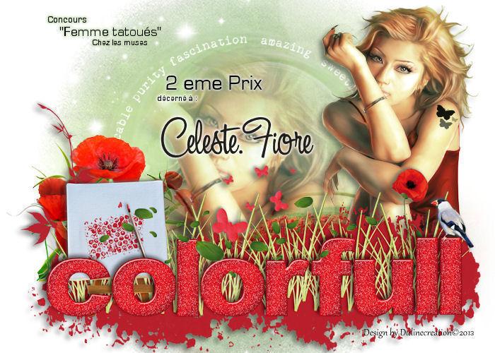 """Résultat Concours """" Femme tatoués """" 2_eme_12"""