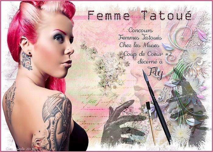 """Résultat Concours """" Femme tatoués """" Coup_d14"""