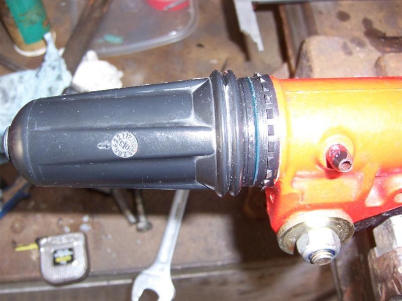 Montage crémaillère  quaife plus direct ,dépose et repose. 100_4859