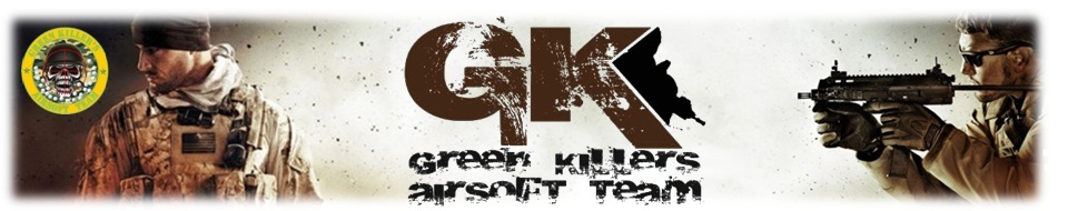 Green killer's Airsoft Team