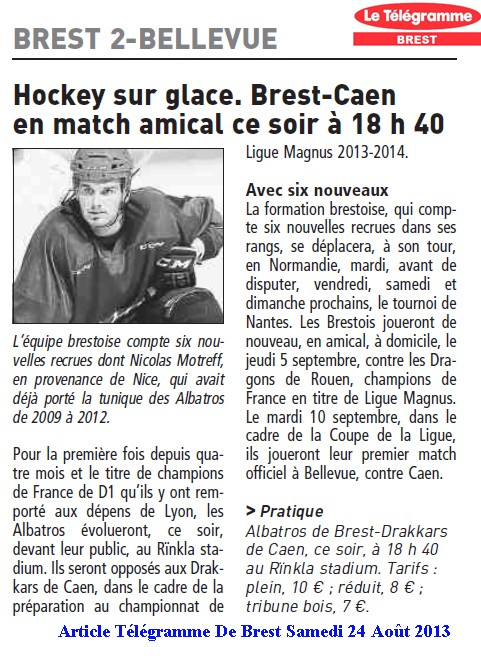 Articles Sur Les Albatros 2013 - 2014 Articl13