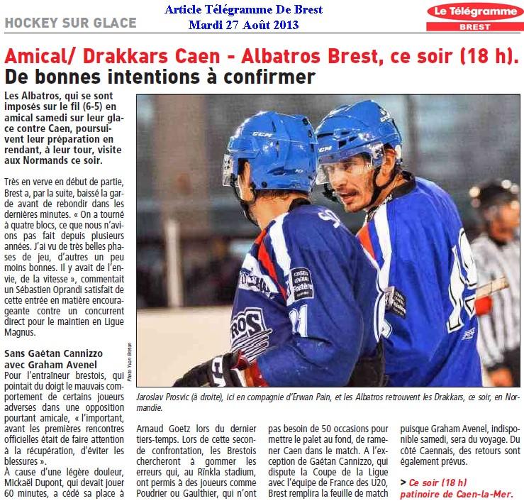 Articles Sur Les Albatros 2013 - 2014 Articl17