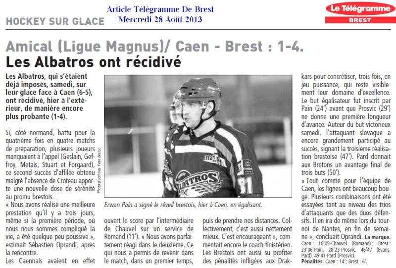 Articles Sur Les Albatros 2013 - 2014 Articl18
