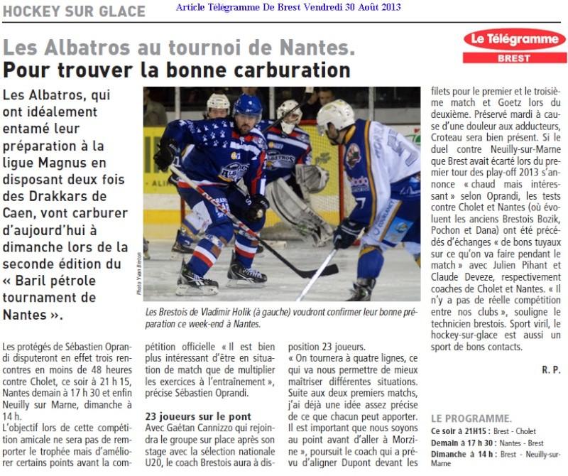 Articles Sur Les Albatros 2013 - 2014 Articl19