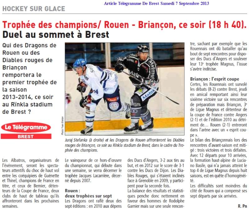 Articles Sur Les Albatros 2013 - 2014 Articl27