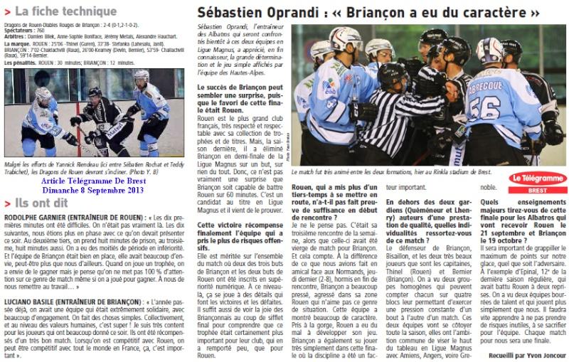 Articles Sur Les Albatros 2013 - 2014 Articl29