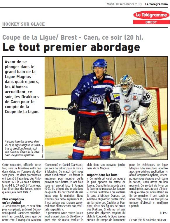 Articles Sur Les Albatros 2013 - 2014 Articl30