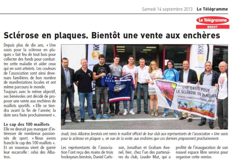 Articles Sur Les Albatros 2013 - 2014 Articl37