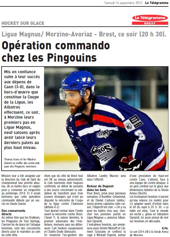 Articles Sur Les Albatros 2013 - 2014 Articl39