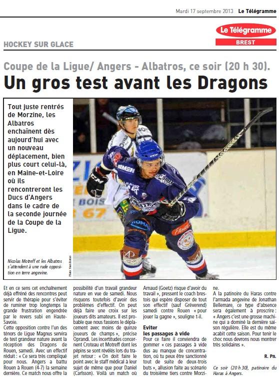 Articles Sur Les Albatros 2013 - 2014 Articl42